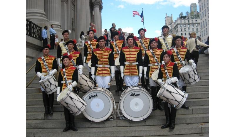 Steubenparade in New York